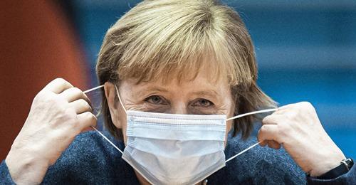 Erste Details: Merkel will 4 Stufen Plan für Lockerungen