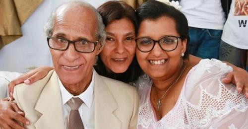 Eine Studentin beschließt, einen Rentner zu heiraten, der 51 Jahre älter ist als sie: Ihre Familie billigt es