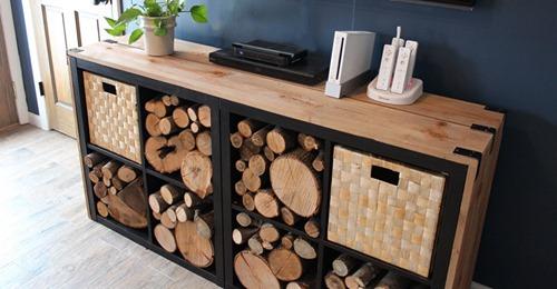 Wussten Sie, dass all dies mit dem IKEA Expedit/Kallax Schrank möglich ist …? 9 schöne Ideen!