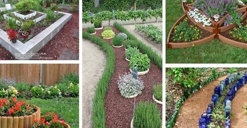 Die Gartensaison ist angebrochen: Überraschende Inspirationsideen, die Sie in diesem Jahr in Ihren Garten hinzubringen können.