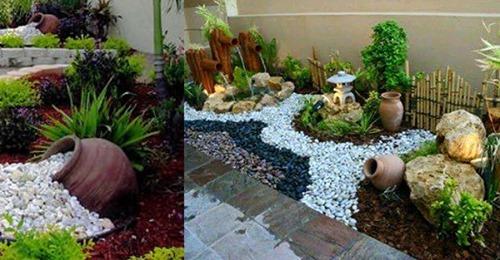 Diese Steine verleihen Ihrem Garten einen zauberhaften Look! 10 wunderschöne DIY-Beispiele!