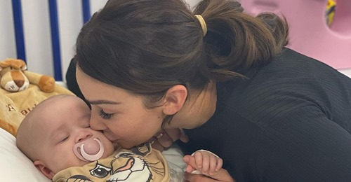 Nach Tod ihrer Tochter Azaylia: Safiyya  kämpft jeden Tag