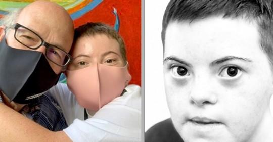 Tochter mit Down Syndrom schließt mit Bestnote ab: Vater spricht voller Stolz