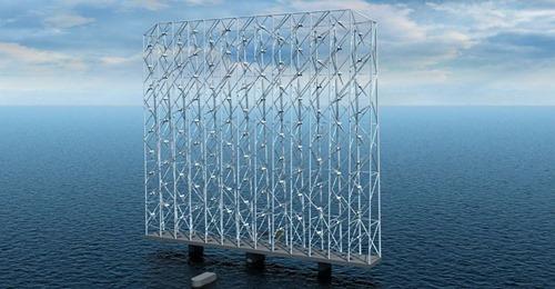 Windcatcher – 300 Meter große Windenergieanlage soll 80.000 Haushalte mit Billig Strom versorgen
