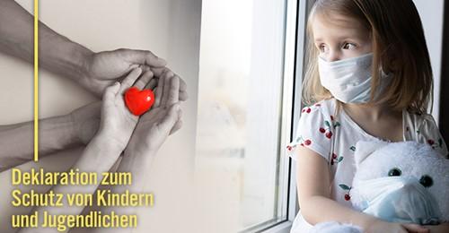 Studien belegen: Masken für Kinder sind unwirksam aber schädlich