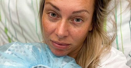 Herbert kommt raus : Julia Holz meldet sich vor Krebs-OP