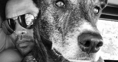 Der Beste: Lenny Kravitz trauert um seinen Hund Leroy Brown