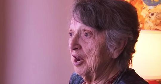 Einsame Frau verbringt 69 Jahre in dem Glauben, dass ihr Baby bei der Geburt gestorben ist, dann hört sie eine Stimme