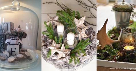 Der Tisch eignet sich perfekt für die schönsten Herbstdekorationen. 13 Wunderbare Beispiele!