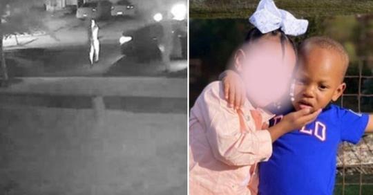 Kleiner Junge stirbt, nachdem Bewaffnete 150 Kugeln auf ein Haus abfeuern, während die Familie schläft