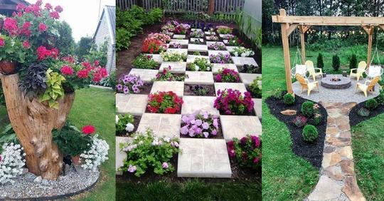 Etwas Besonderes in Ihrem Garten? 10 Hingucker, die einen Garten einzigartig machen…