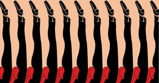 Kniffliges Gehirntraining: Wie viele Beine siehst Du auf dem Bild?