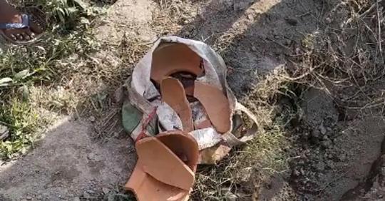 3 Tage altes Baby, das in flachem Grab gefunden wurde, überlebt auf wundersame Weise