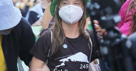 Fotos aufgetaucht: Ist das der Freund von Greta Thunberg?