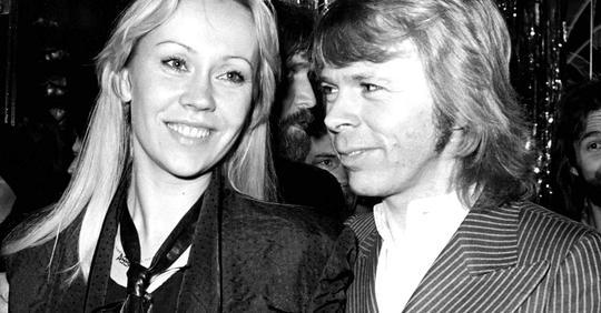 Agnetha Fältskog & Björn Ulvaeus: Sie nahm ihre Kinder und zog aus