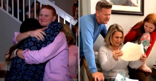 21-jähriger nutzt ersten Gehaltsscheck, um zu Weihnachten die gesamte Hypothek seiner Eltern abzuzahlen