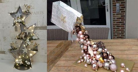 15 nachhaltige und besonders gemütliche Ideen, um Ihr Haus mit Weihnachten zu schmücken!